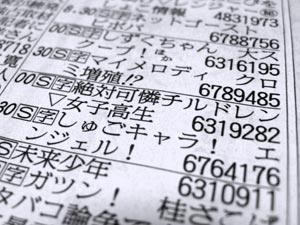 2008年4月27日付新聞テレビ欄